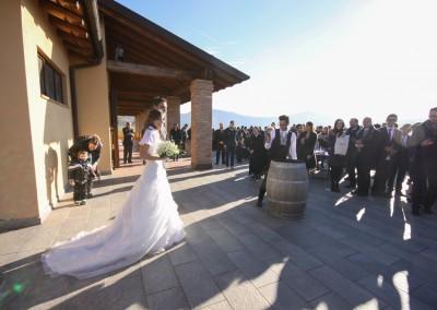 fotografo matrimonio alla tenuta bonzara