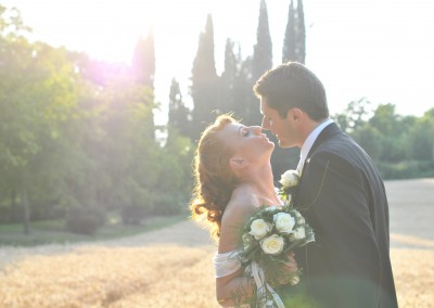 Fotografo Matrimonio Villa la Quiete