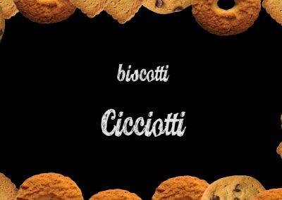 Biscotti Cicciotti