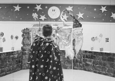Laboratorio fotografico scuola infanzia XXI aprile bologna