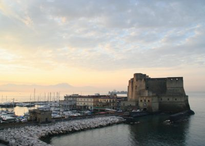 Castello dell'Ovo Napoli