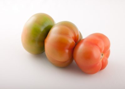 Pomodori verdi e rossi still life