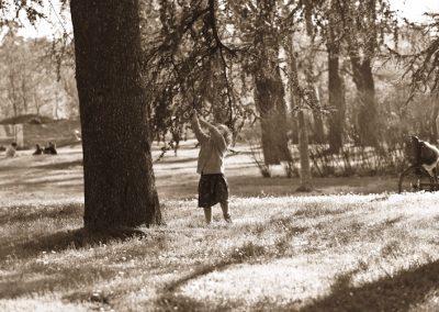 Giardini Margherita Bologna giochi di una volta