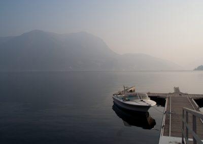 Lago di Lugano Motoscafo