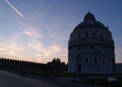 Pisa Battistero