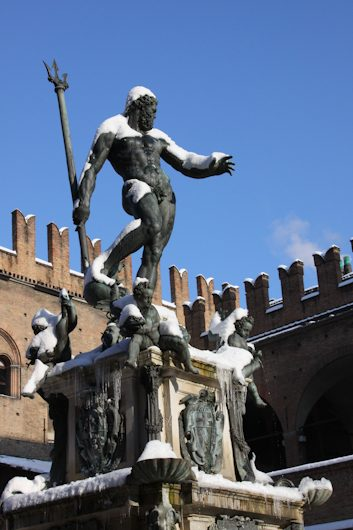 Statua Nettuno Bologna