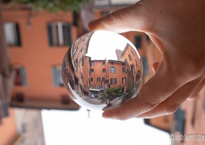 Bologna in una bolla - Corte Galluzzi