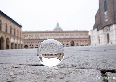 Bologna in una bolla - Piazza Maggiore