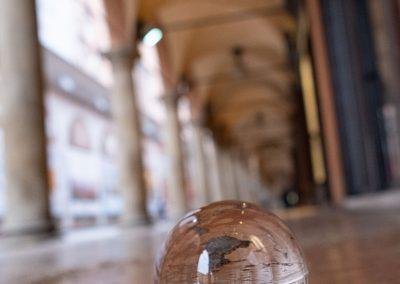 Bologna in una bolla - Portico Pavaglione