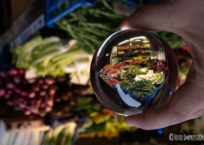 Bologna in una bolla - Via Pescherie - Frutta e Verdura