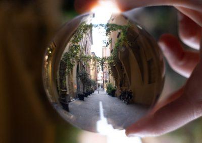 Bologna in una bolla -  Via Marescalchi