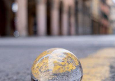 Bologna in una bolla - Via Sant'Isaia