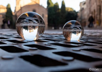 Bologna in una Bolla - Piazza Santo Stefano - Sette Chiese