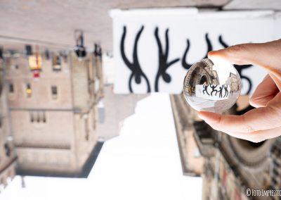 Bologna in una Bolla - Portico del Pavaglione - Piazza Maggiore