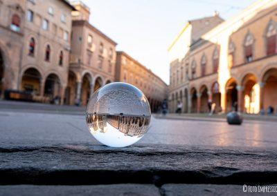 Bologna in una Bolla - Chiesa Santo Stefano - Sette Chiese - Piazza